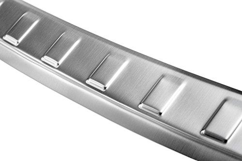 Preisvergleich Produktbild Tuning-Art BL919 Ladekantenschutz mit 3D Profil Abkantung fahrzeugspezifische Passform