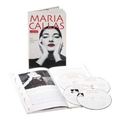 Maria Callas, the Greatest Arias