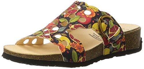 Think Mizzi, Ciabatte Donna Multicolore (Multicolour 99)