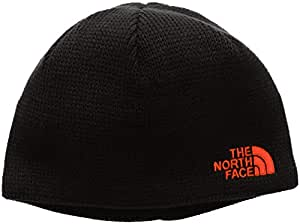 The North Face Bones Men's Outdoor Outdoor Beanie available in Tnf Black/Tnf Red - Small