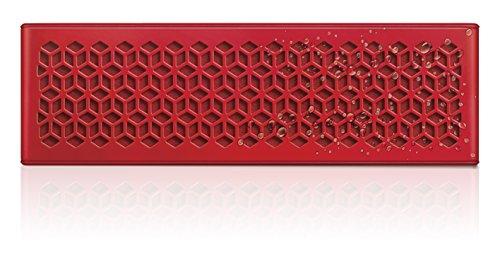 Creative Labs MUVO mini - Altavoz portátil Bluetooth con NFC (protección IP66 contra el polvo y el agua) rojo
