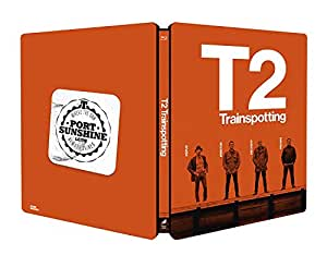 T2: Trainspotting (Steelbook) (Blu-Ray)