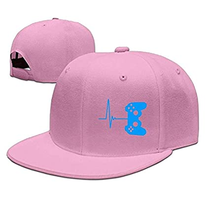 WCMBY Hat Brand New Heartbeat of A Gamer Chic S...