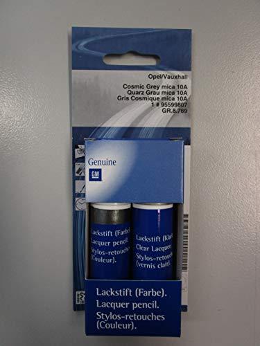 .Opel Original Lackstift 95599807 Quarz Grau Met. 10A
