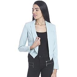 ONLY Women's Blazer (15114276_38_Aquifer)