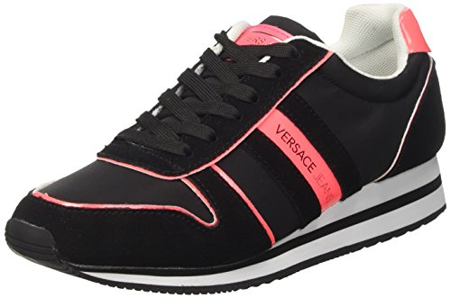 Versace Ee0vpbsa1_e75578, Sneakers basses femme Multicolore (Emh1)