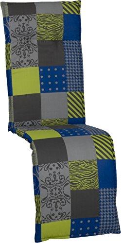 Relajarse cojín almohada de la silla jardín
