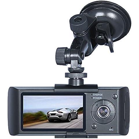 2.7 LCD 1080P HD GPS Auto Camera