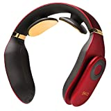 SKG Smart Neck Massager with Heating Function, Wireless 3D Travel Neck Massage Equipment (24K Gold) - Masaj Aleti