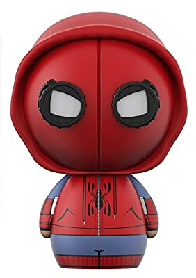 Marvel Spider-Man: Homecoming Spider-Man Homemade Suit Dorbz Vinyl Figurine