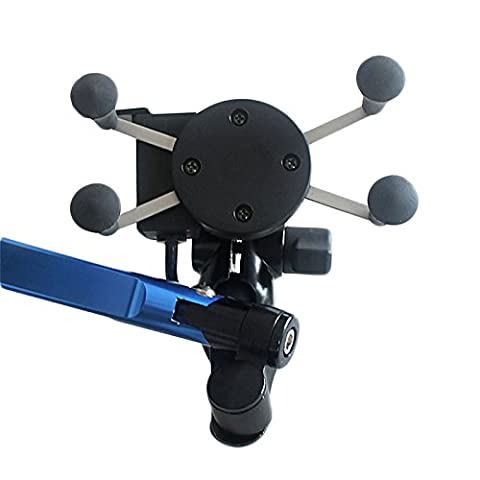Cewaal Support Moto GPS Mobile stand Support Pour iPhone Samsung et appareil GPS