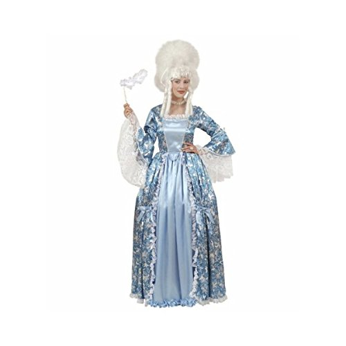Theater Kostüm Spanisch - WIDMANN Générique Damen-Kostüm Hof, Blau