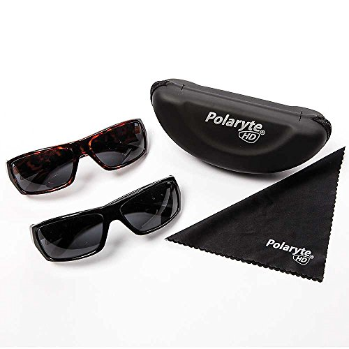 Polaryte HD Sonnenbrille in 2er Set