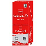 #9: Cello Velvet-O Ball Pen - Pack of 10 (Blue)