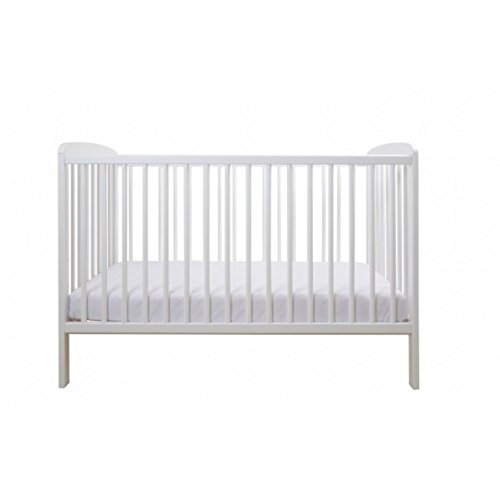 East Coast - ASTER COT Cuna Infantile de Madera (Color: Blanco)