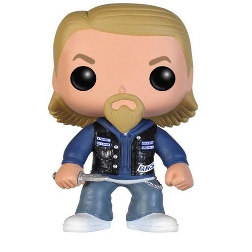 : Sons of Anarchy Jax Teller Action-Figur ()