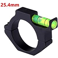 Niveau à bulle Adaptateur laser Vue 30mm ou 25.4mm Tube for Rifle Hunting