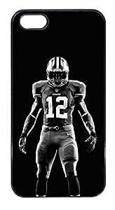 Coque Iphone 5/5S - Quaterback joueur de football americain - Ref 699