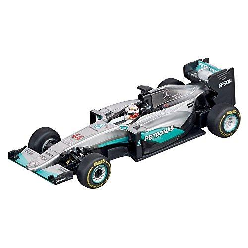 Preisvergleich Produktbild Carrera 20064088 Go!!! Mercedes F1 W07 Hybrid  L. Hamilton, No.44