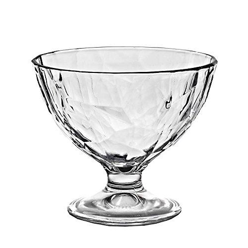 CRISTALICA Pot de Glace, crème glacée, Bol glacé Diamond-1\