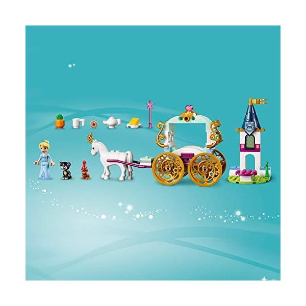LEGO Disney Princess - Il giro in carrozza di Cenerentola, 41159 4 spesavip