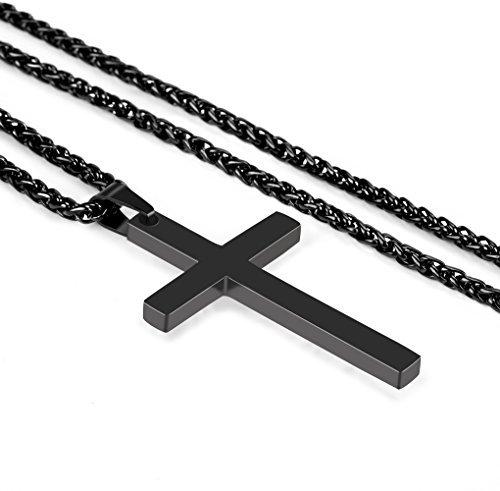 reve-bijoux-en-acier-inoxydable-noir-pendentif-croix-collier-pour-homme-et-femme-chaine-a-maillons-6