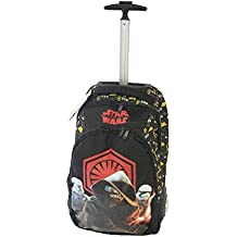 5f37c0eb63 STAR WARS - ZAINO TROLLEY SUPERSTAR - scuola 2016-2017