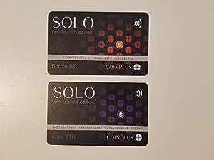 Solo Hardware Wallet, Plastic, BTC & ETH