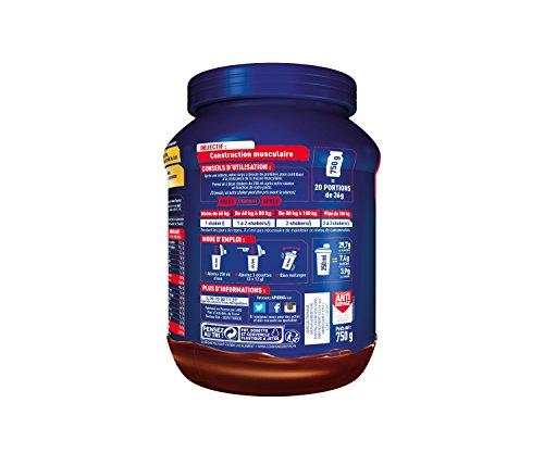 APURNA - ISOLAT WHEY ELITE CHOCOLAT - Poudre protéinée-Pour laConstruction musculaire - Made in France - 750g