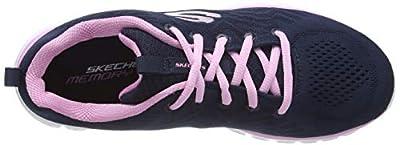 Skechers Damen Graceful-get Connected-12615 Sneaker