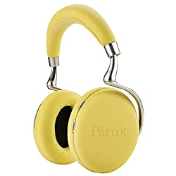Parrot Zik 2.0 Casque audio Bluetooth by Philippe Starck Jaune