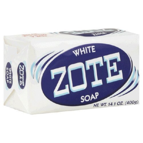 Zote White Soap Laundry Pre Treater Blue14.1oz (Pack of 4)