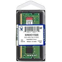 كينغستون 8 دي دي ار4ذاكرة رام متوافقة مع اجهزة لابتوب - KVR24S17S8/8