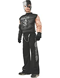 WWE Rey Mysterio Deluxe Child Kostüm (Small)
