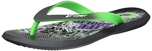 Rider Herren Energy VI AD Zehentrenner Mehrfarbig (grey/green)