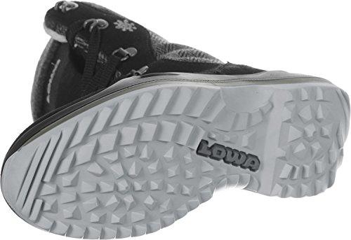 Lowa Calceta Gtx, Chaussures de Randonnée Hautes Femme Noir (schwarz/grau)