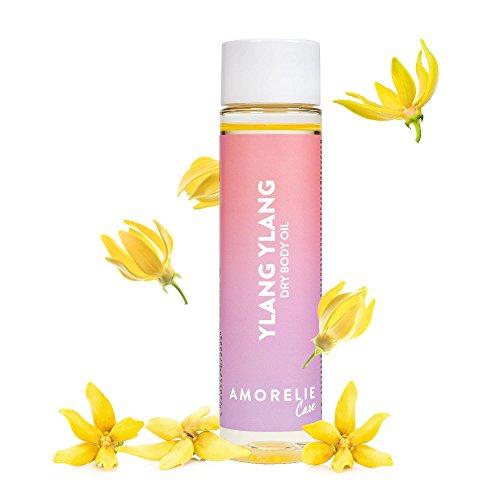 Dry Oil Jojoba & Mandel Körperpflege und Haarpflege in einem 100 ml Amorelie Care