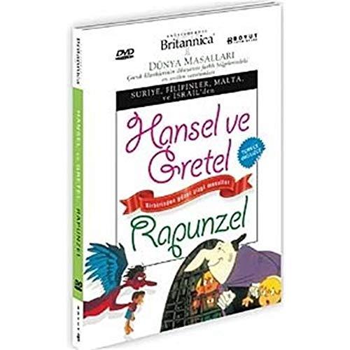 Hansel ve Gretel / Rapunzel (DVD)