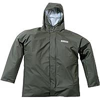 Ocean Rainwear Regenjacke Comfort Heavy, Farbe:oliv, Größe:XL