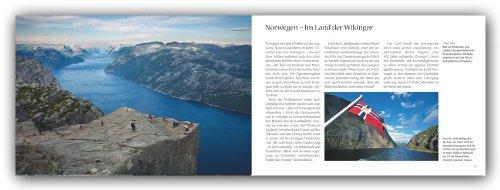 NORWEGEN - Ein Panorama-Bildband mit über 230 Bildern - FLECHSIG: Alle Infos bei Amazon