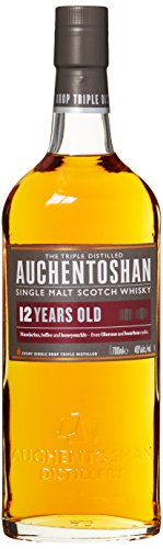 Auchentoshan Single Malt Scotch Whisky 12 Jahre (1 x 0.7 l)