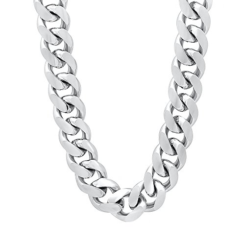 11mm-rhodium-plated-miami-cuban-link-curb-chain-necklace-55-cm