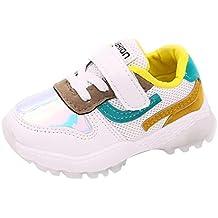 0f9efc3b6c34f Zapatillas de Deporte Running para Unisex Niños Niñas Otoño 2018 Moda  PAOLIAN Zapatos de Bebés Niños