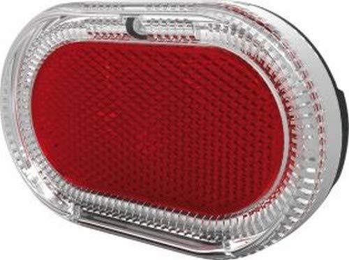 Herrmans Stand-Rücklicht - LED Gpt. H-Track 80, Rot, Einheitsgröße