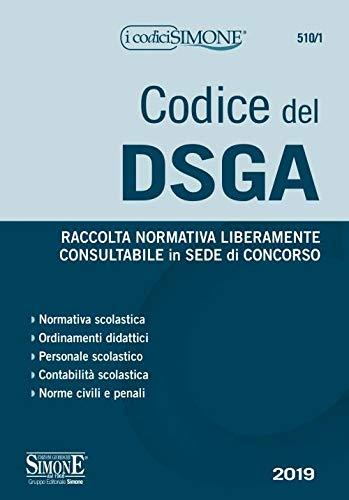 Codice del DSGA. Raccolta normativa per il