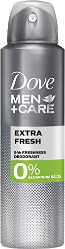 Desodorante Dove extrafresco sin aluminio