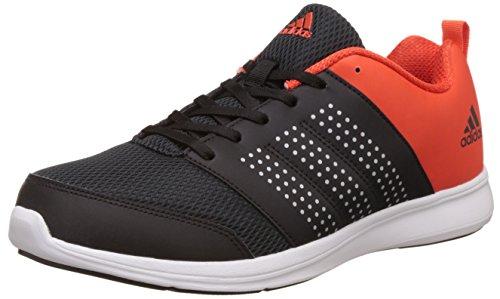 Adidas Men's Adispree M Black, Metsil and Energy Running Shoes - 7 UK/India (40.67 EU) (BI2806)