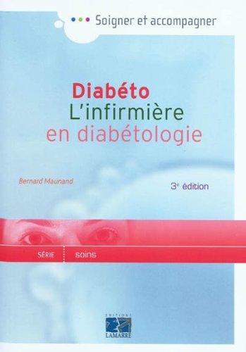 Diabéto: L'infirmière en diabétologie