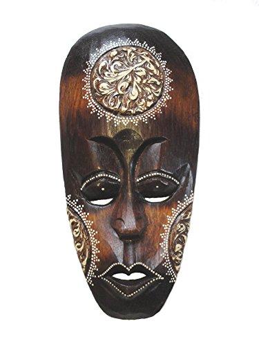 Holzmasken Blesiya Holzmaske