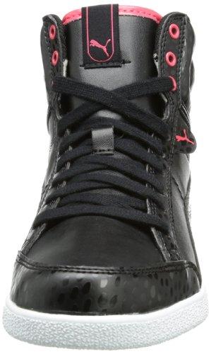 Puma - Puma Ikaz Mid Jazz Wn's, Sneaker a collo alto Donna Nero (nero (black 01))